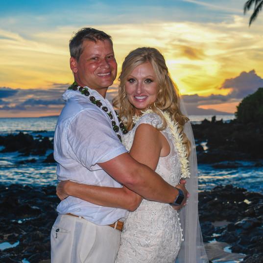 Makena Cove Maui Wedding