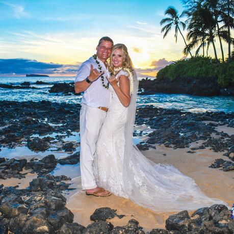 Makena Cove Weddings