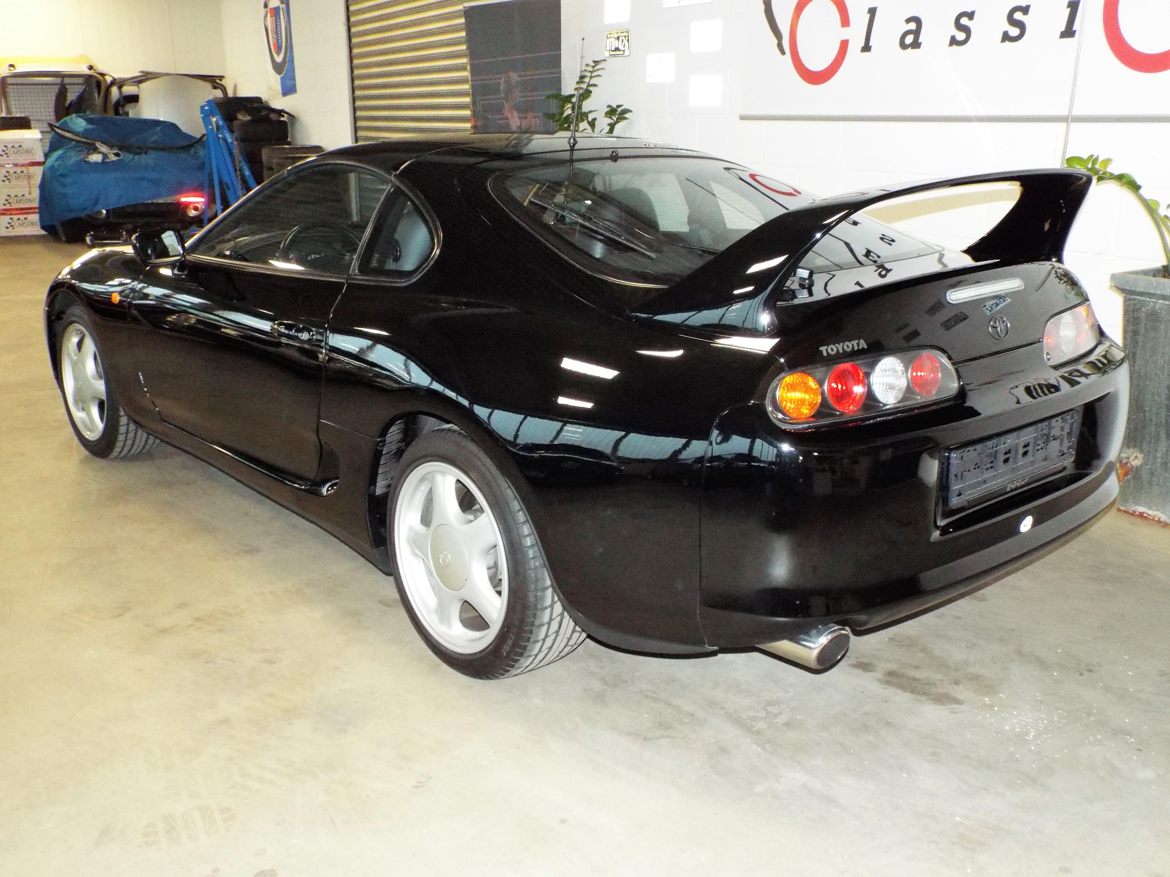 Toyota Supra MK II Twin Turbo