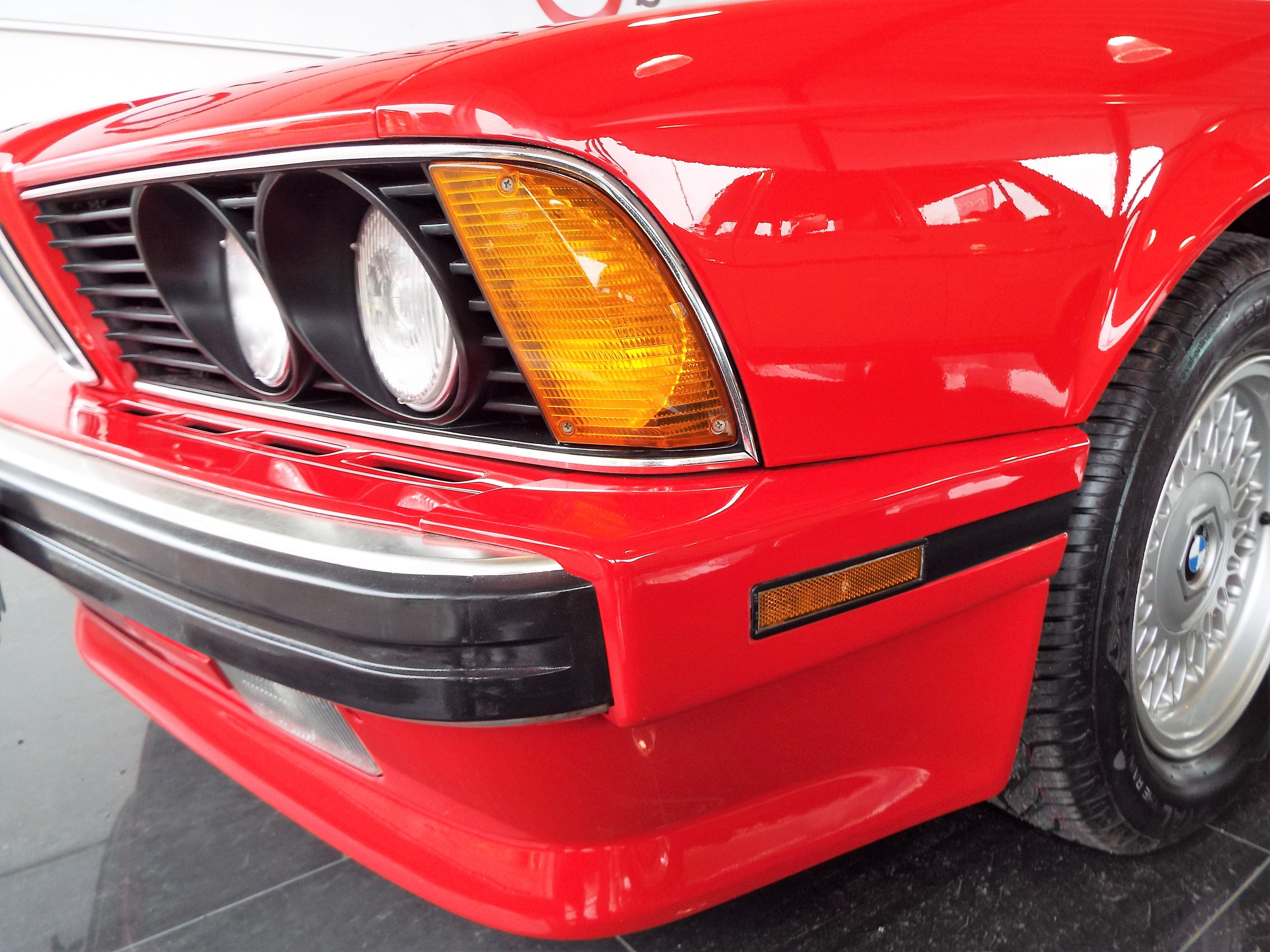EGO Classics 635 Rot