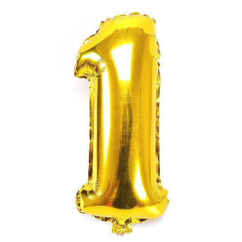 בלון מיילר ספרה זהב