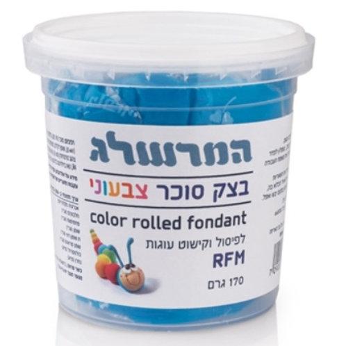בצק סוכר 170 גרם צבע כחול