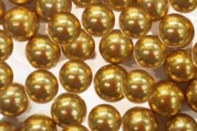 """פנינים זהב 10 מ""""מ"""