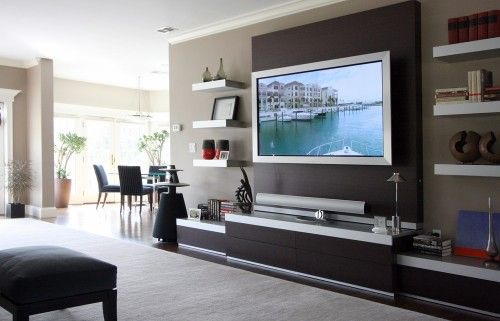 Wall TV Design
