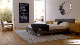Modern Interiors for Bedroom