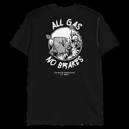 All GAS No Brakes T-Shirt