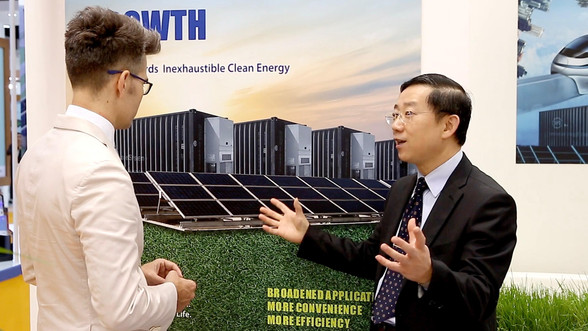 Middle East & Africa WFES 2017- Tom Zhao, General Manager of Global Sales Solar at BYD.jpg