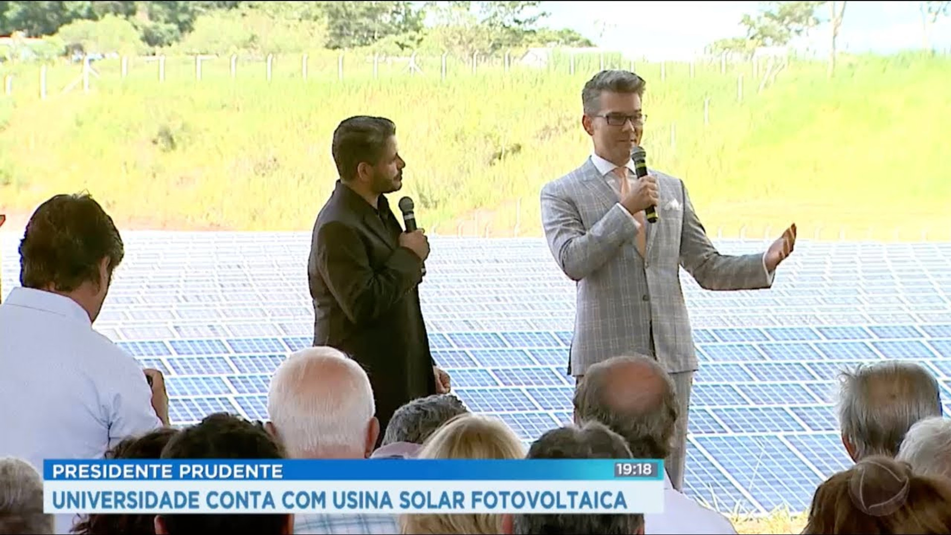(English) Solar Disruption in Brazil /3MW+ plant at Unoeste University - Made by SICES Solar