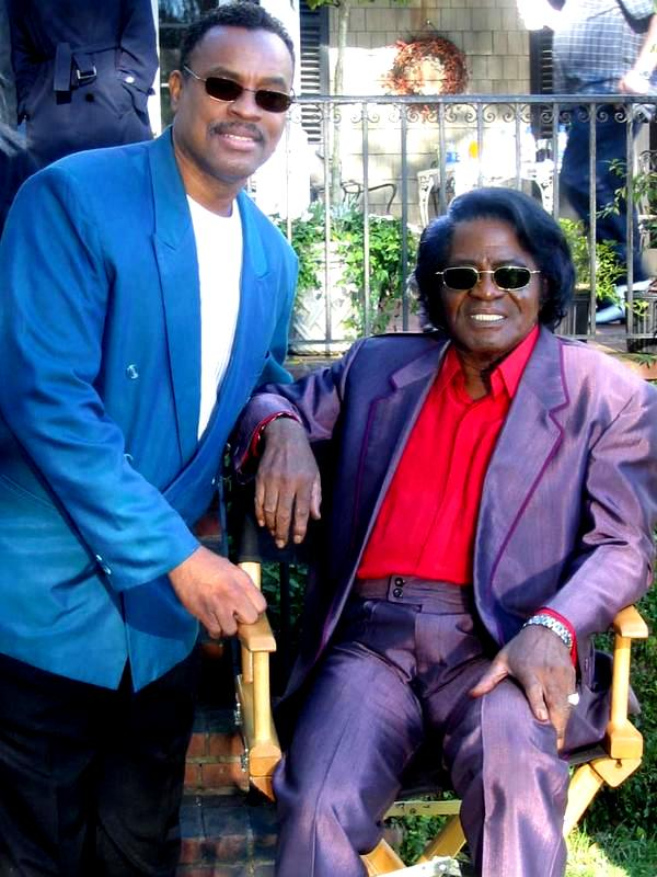 Tony Howard / James Brown