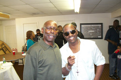 Lewis & Johnny Gill
