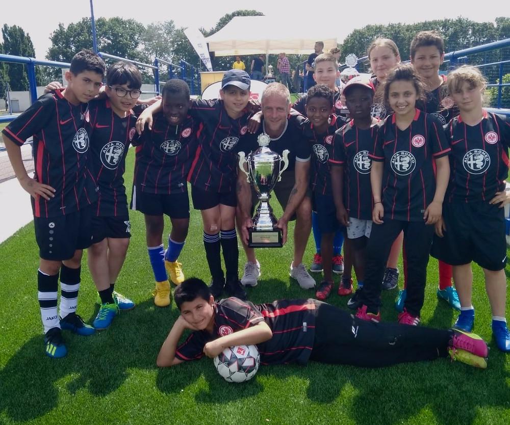 Turniersieger Fußball trifft Kultur
