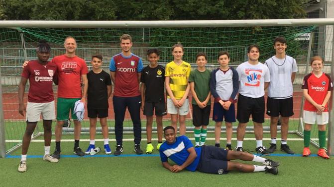 FC Holiday beim Concordia Jam 2019