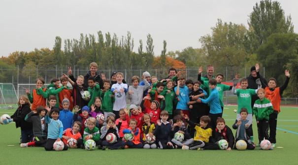 Herbstferien Fußballcamp