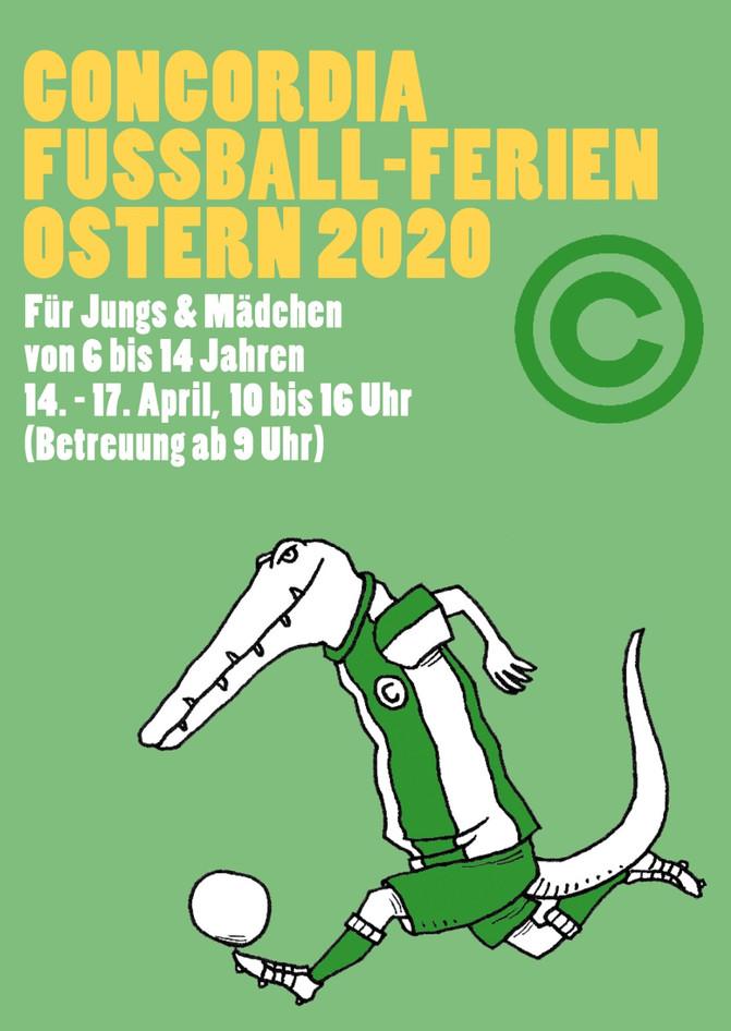 Das nächste Fußball Feriencamp