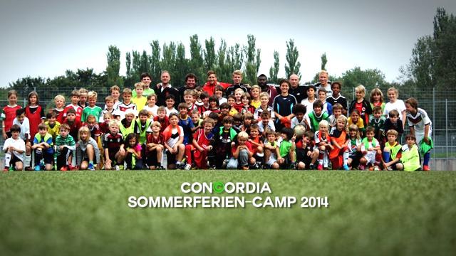 Feriencamp Sommer 2014