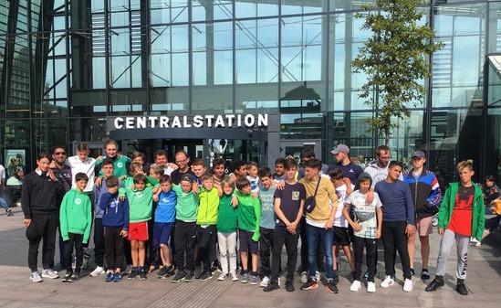 4 Concordia Teams beim Gothia Cup 2017