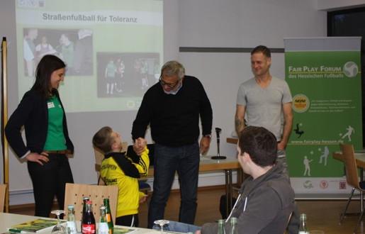 Fair Play Hessen Netzwerktreffen 2016