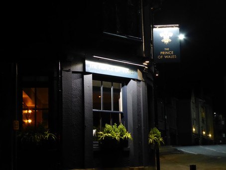 A review of the Prince of Wales, Sheffield #Sponsored
