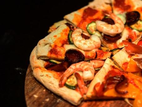 Homemade Pizza 4 ways