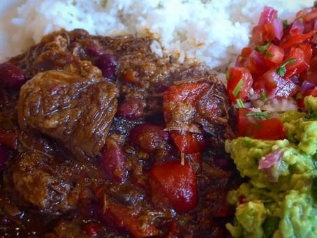 The ultimate chilli con carne