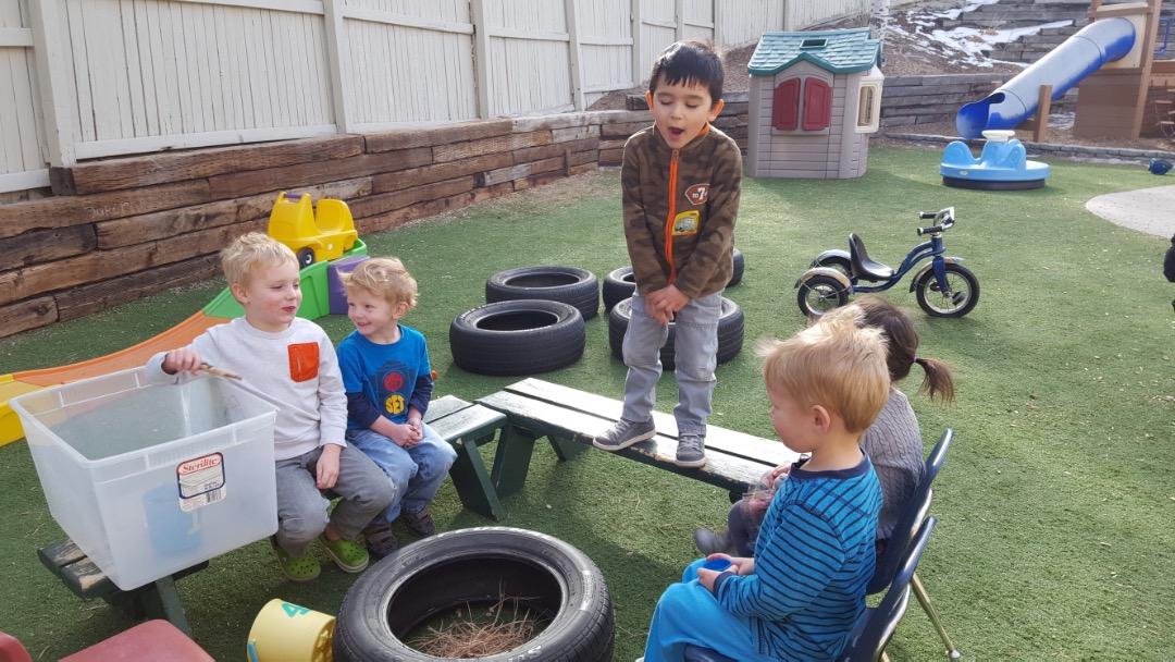 Preschool enrollment