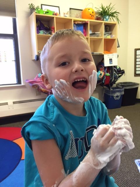 PreschoolerSensory