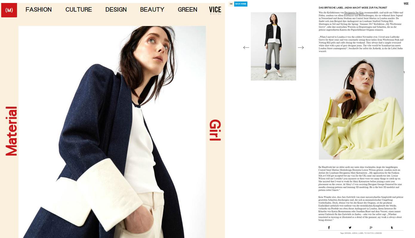 Material Girl Magazine 16.03.17