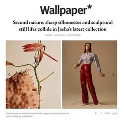 Wallpaper exclusive interview