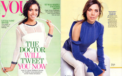 Sunday's You Magazine (Daily Mail)