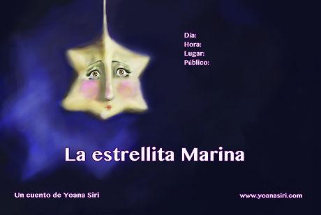 Cartel. La estrellita Marina.jpg