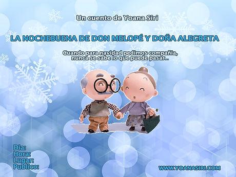 Cartel.La_Nochebuena_de_Don_Melopé_y_Doñ