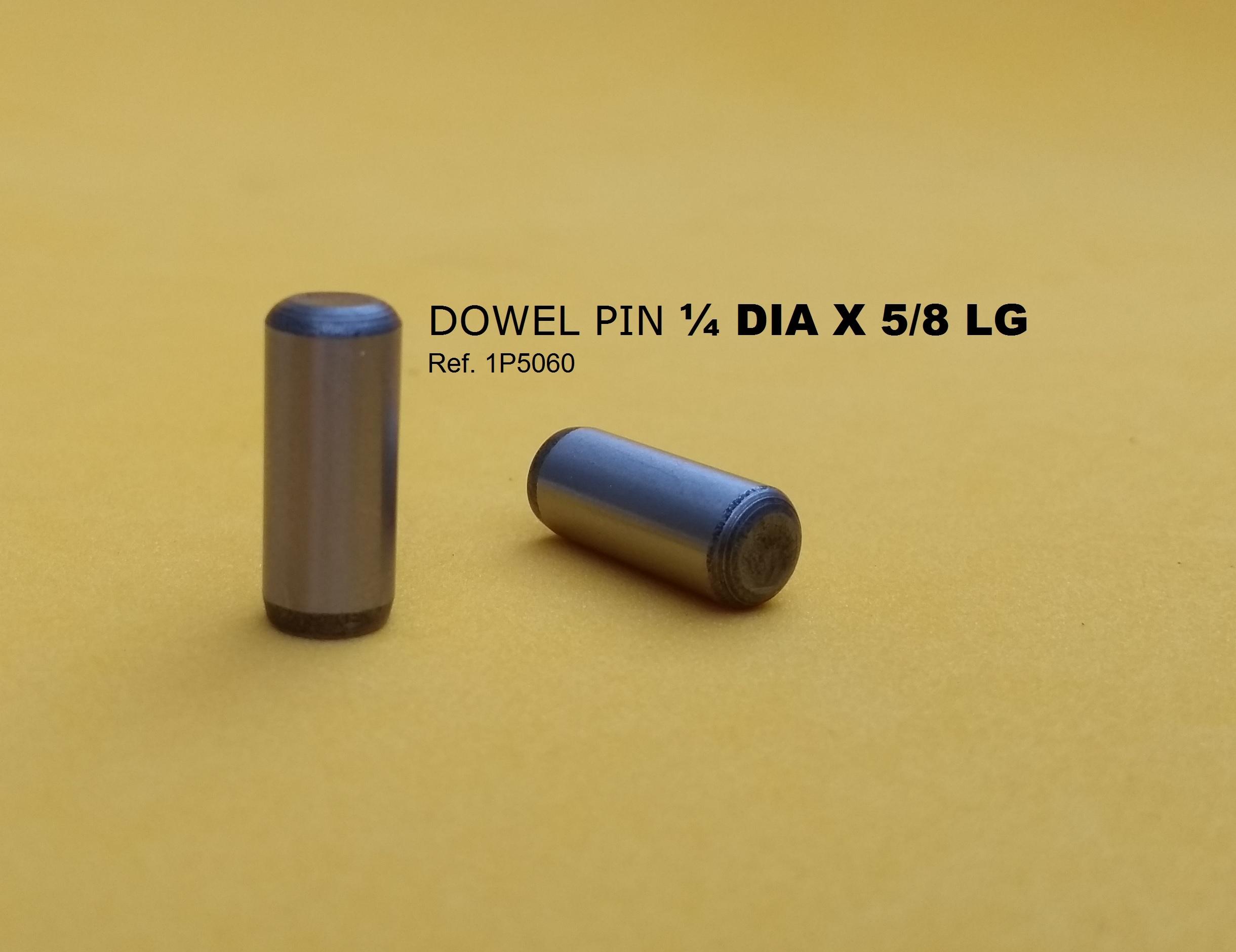 1P5060 DOWEL PIN
