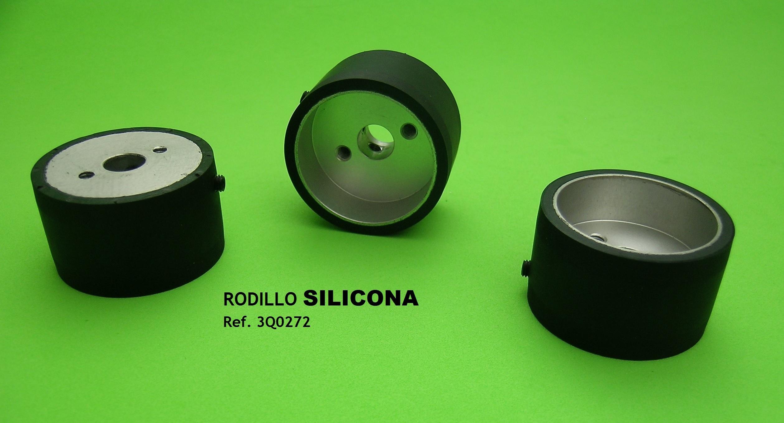Rodillo silicona 3Q0272