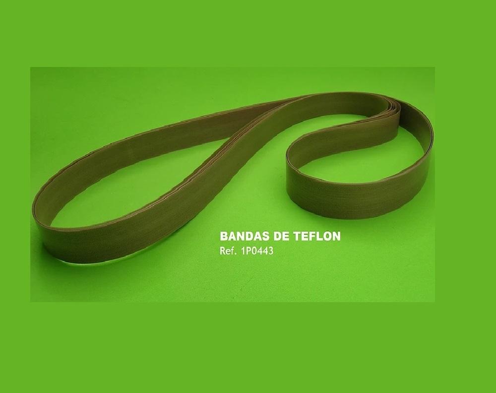 BANDA DE TEFLON