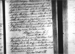 Thomas Scott from Alexander (1719-1778) and Thomas Joyce (1722-1789) Deed 3, Dated December 7, 1767