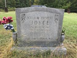 William Evertt Joyce (1905-1976), Contributed by David Joyce.