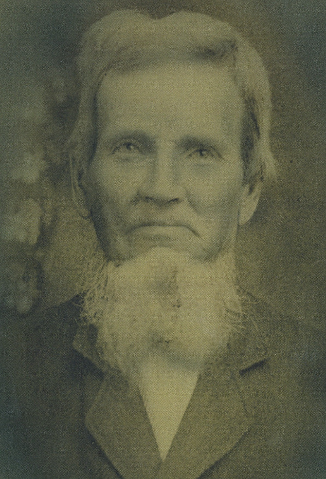 The original photograph has been the Family of Robert Lee Joyce (1865-1943), son of Crowing Tom