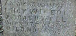 Lucy Joyce (1817-1854), Contributed by Thomas Joyce