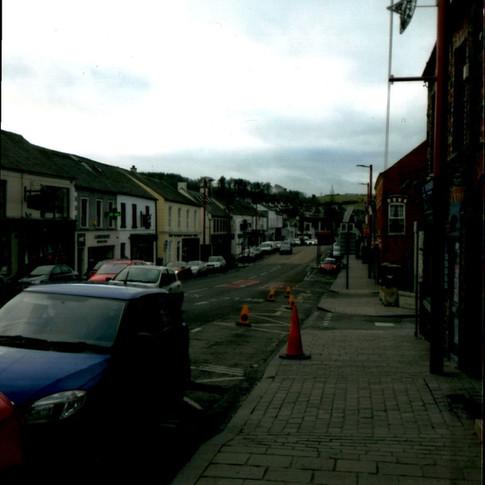 Ballynahinch, County Down, Ireland, Street View
