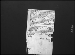 Alexande Joyce (1719-1778) Marriage Bond