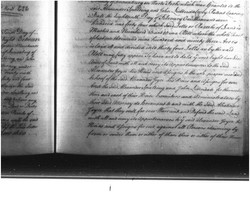 Alexander Joyce (1719-1778) from Alexander Spalding, Lunenburg County, 1748 Deed: Part 3