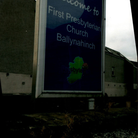 Ballyanhinch First Presbyterian Church, County Down, Ireland