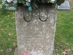 John Allen Joyce (1874- 1926), Contributed by Joyce Garrott