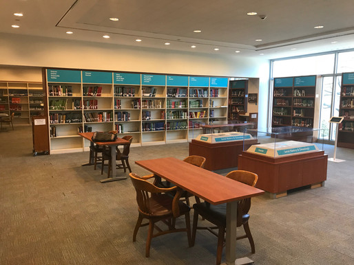 Research Repository Reviews: The Library of Virginia