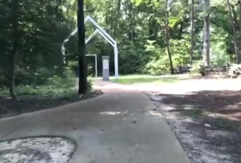 Historic Landmark for Pole Green Presbyterian Church