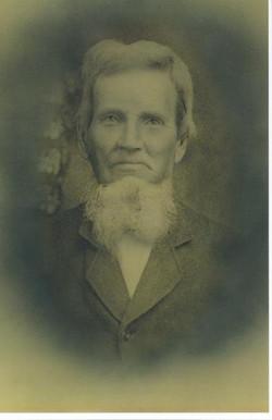 Thomas Joyce (Crowing Tom), (1813-1893), Photo contributed by David Joyce