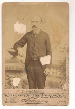 George Cunningham Joyce (1856-1889), Contributed by (canuckfamilycurator@gmail.com)