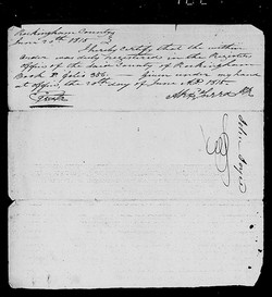 John (coon) Joyce (1750-1814) Estate Record, Part 1, Contributed by David Joyce
