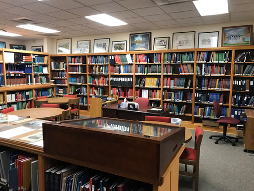 Research Repository Reviews: The Bassett Historical Center