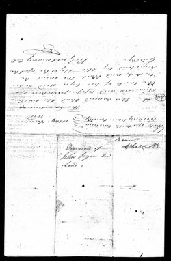 John (coon) Joyce (1750-1814) Estate Record, Part 4, Contributed by David Joyce